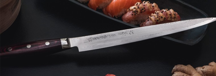 Yaxell keukenmessen van de hoogste kwaliteit